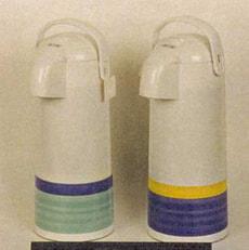 C&T AIR-POT 1.9 L SILBER