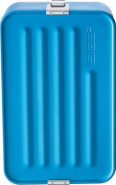 SIGG ALU BOXES MAXI METALLIC BLUE