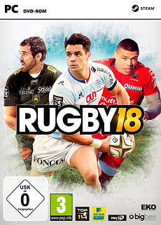 PC - Rugby 18 D/F