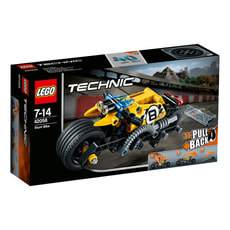 LEGO Technic Stunt-Motorrad 42058