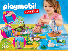 Playmobil Play Map Feenland