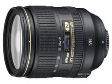 Nikkor AF-S 24-120mm/4G ED VR Objectif