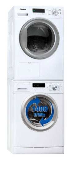 Waschturmkombination 1
