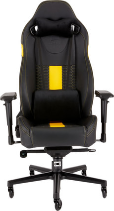 T2 ROAD WARRIOR Fauteuil gaming jaune