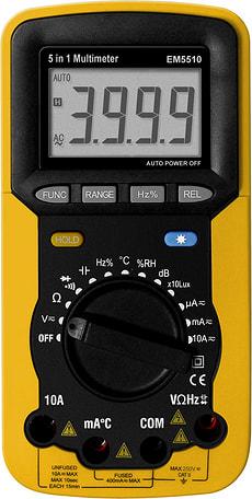 Appareil de mesure digital EM5510