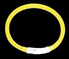 Universal-Leucht-Halsband mit USB