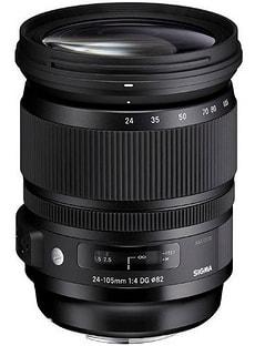 24-105mm F4,0 DG HSM Art per Canon