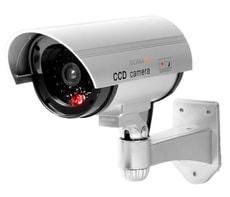 CCD-Überwachungskamera-Attrappe TX-18
