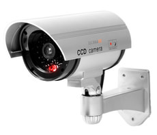 CCD-Kamera factice TX-18