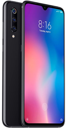 Mi 9 128GB Piano Black