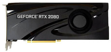 GeForce RTX 2080 Blower Design 8.0GB GDDR6