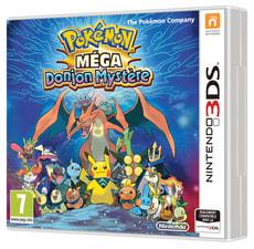 3DS - Pokémon Méga Donjon Mystère