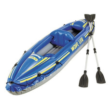 BW WAVE LINE KAYAK SET 371 X 109 CM