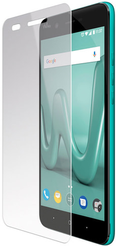Display-Schutzglas transparent