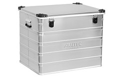 box en aluminium D240