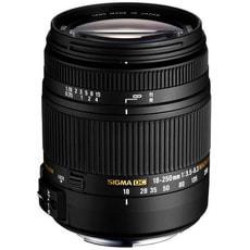 18-250mm/3,5-6,3 DC MACR OS HSM für Canon obiettivo