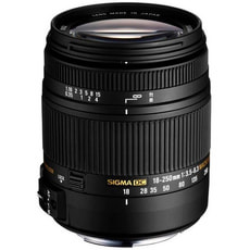 18-250mm/3,5-6,3 DC MACR OS HSM für Canon Objektiv