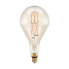 AMBER LED E27/8W PS160 2100K