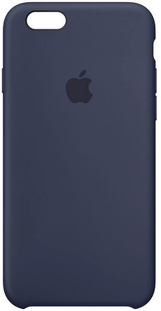 Apple iPhone 6/6s Case Silicone blu