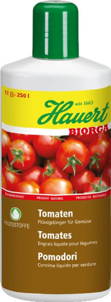 Biorga concime per pomodori, 1 l