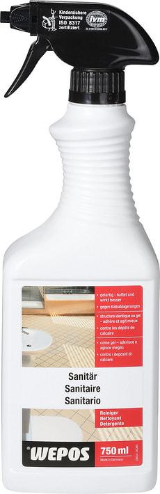 Detergente per sanitari