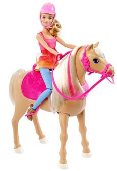 Die grosse Hundesuche - Tanzspass Pferd und Puppe