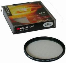 Proline Filtro UV Ø 58mm