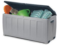 Kunststoff-Kissenbox