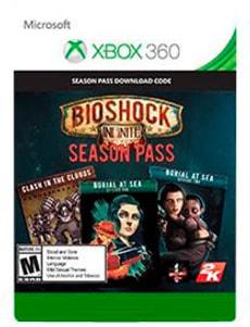 Xbox 360 - BioShock Infinite Season Pass