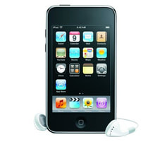 L-APPLE IPOD TOUCH 8GB