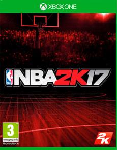 Xbox One - NBA 2K17