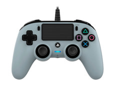 Gaming PS4 Controller Color Edition silver