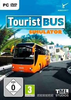 PC - Tourist Bus Simulator (D)