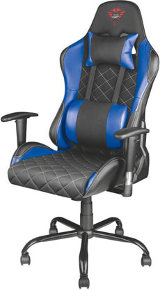 Resto GXT 707R Gaming Chair blu