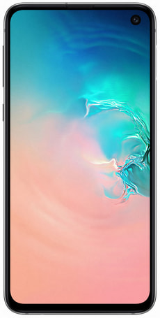 Galaxy S10e 128GB Prism White