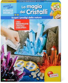Piccolo Genio La magia die cristalli (I)