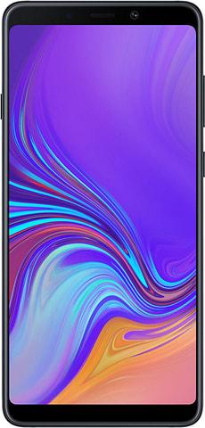 Galaxy A9 Dual SIM 128GB schwarz