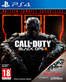PS4 - Call of Duty: Black Ops III - Zombie