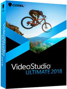 VideoStudio Ultimate 2018 - Version complète
