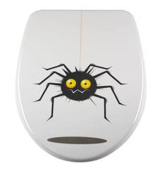 WC-Sitz Nice Spider Slow Motion