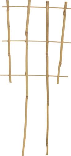 Bambus Blumenstütze