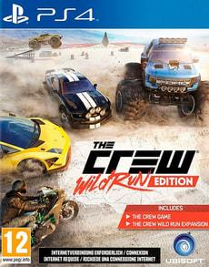 PS4 - The Crew Wild Run