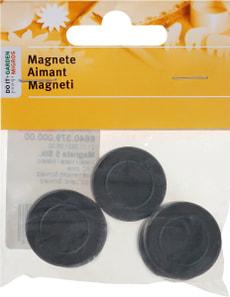 Magnete Ø 25 mm 5 Stk.