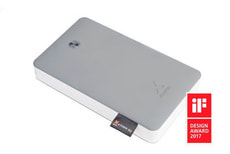 Power Bank Discover XB202 17000mAh - grau