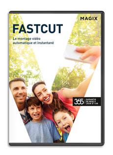 PC - MAGIX Fastcut  (Garantie de mise à jour)