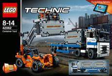 Lego Technic Container-Transport 42062