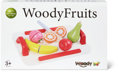 Woody Set de fruit en bois  (FSC®)