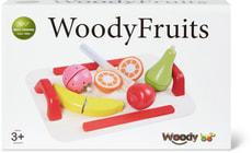 Woody Früchteset aus Holz  (FSC®)