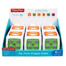 Fisher Price Fwp34 Babys Spielwürfel