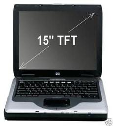HP PAVILION ZE5430EA